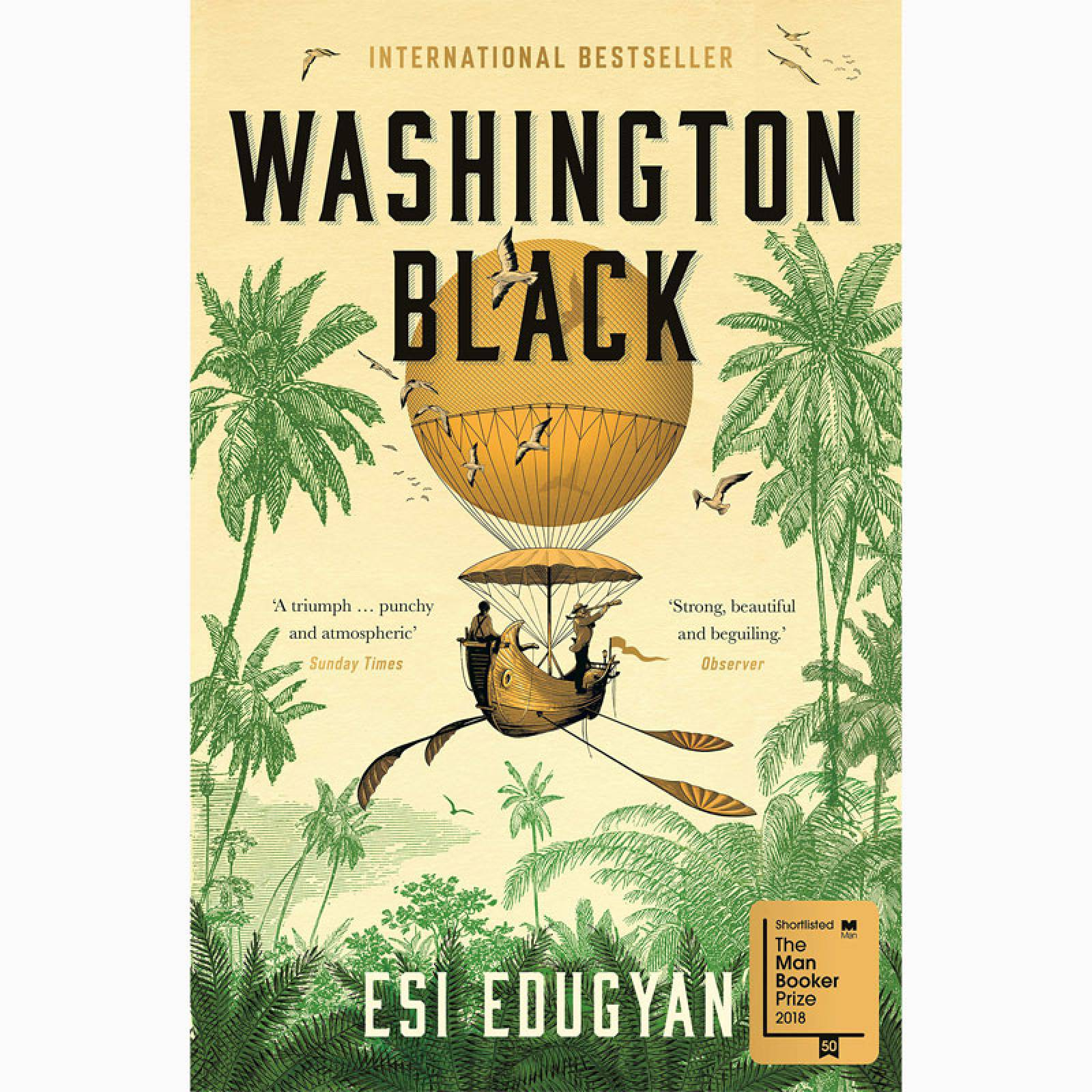 Washington Black - Paperback Book thumbnails