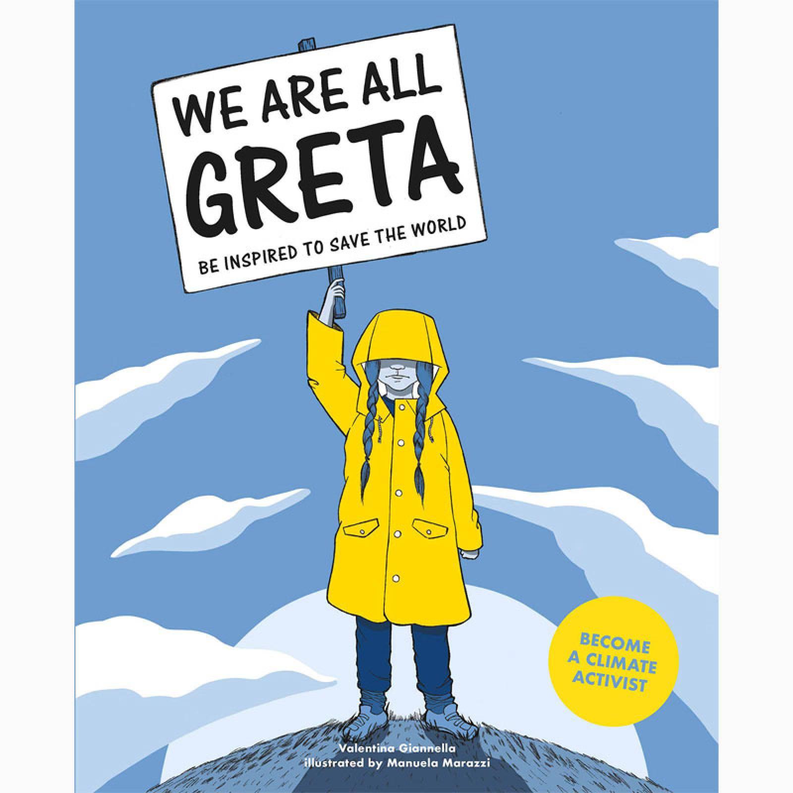 We Are All Greta - Paperback Book