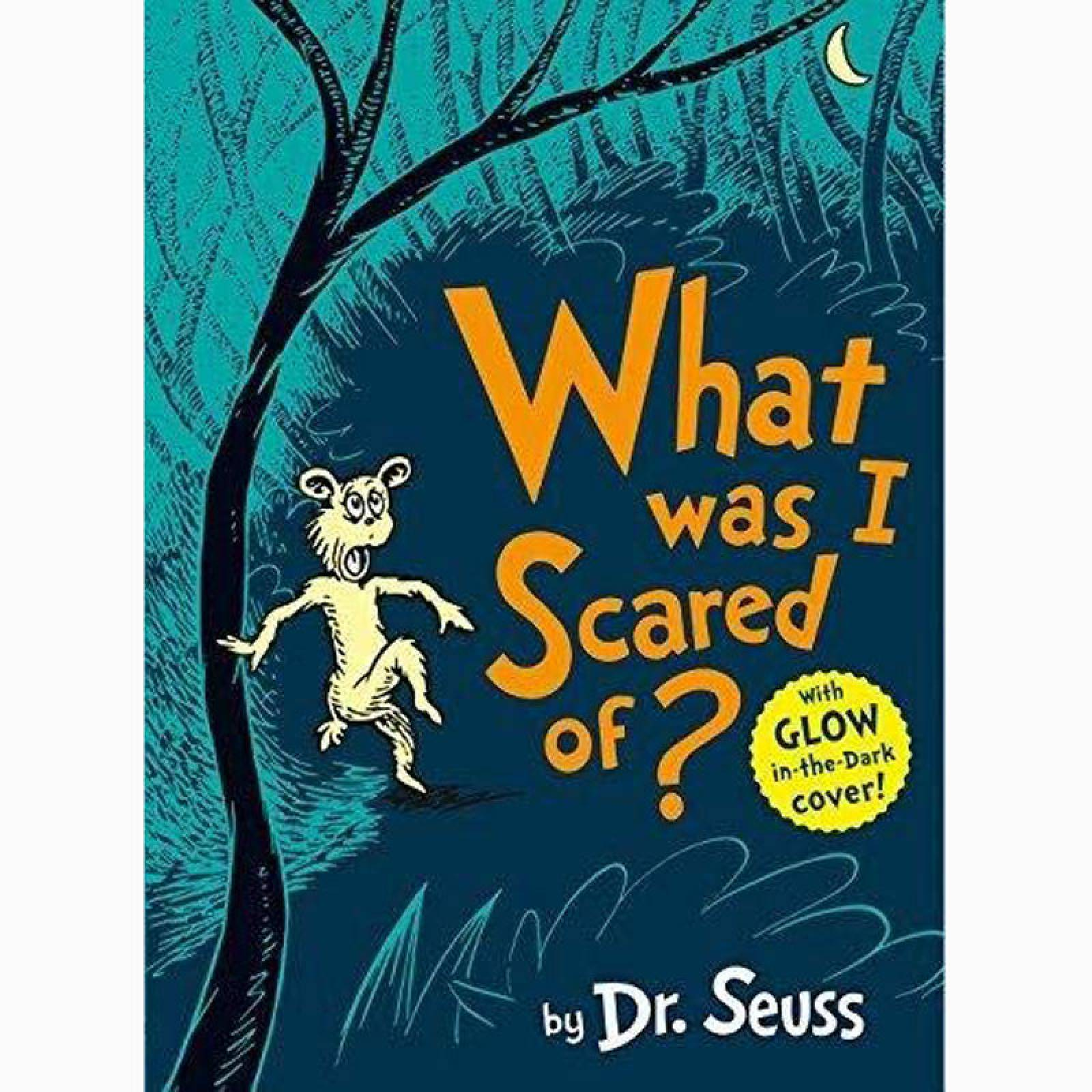 What Was I Scared Of? By Dr. Seuss - Paperback Book