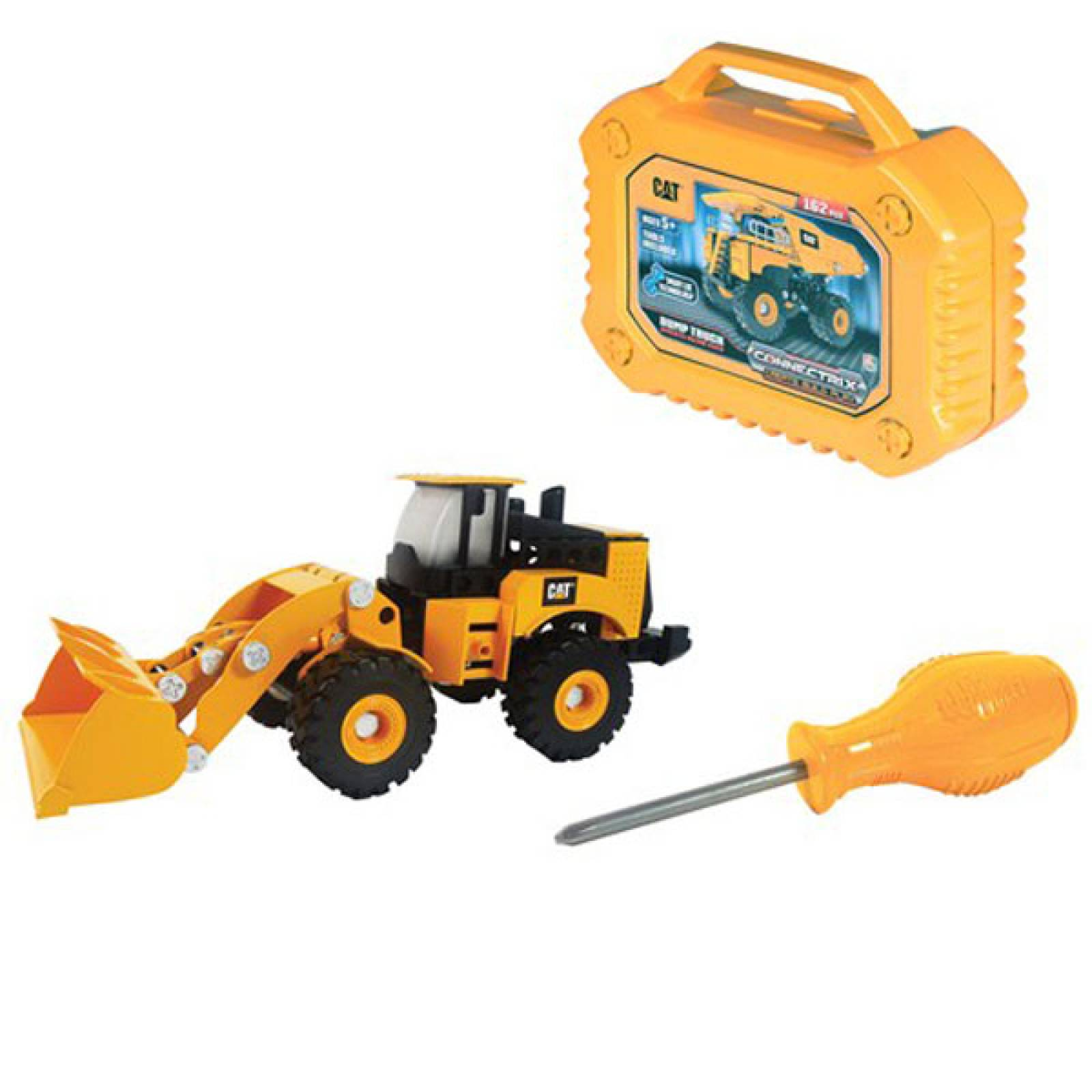 CAT Apprentice Machine Maker WheelLoader Case