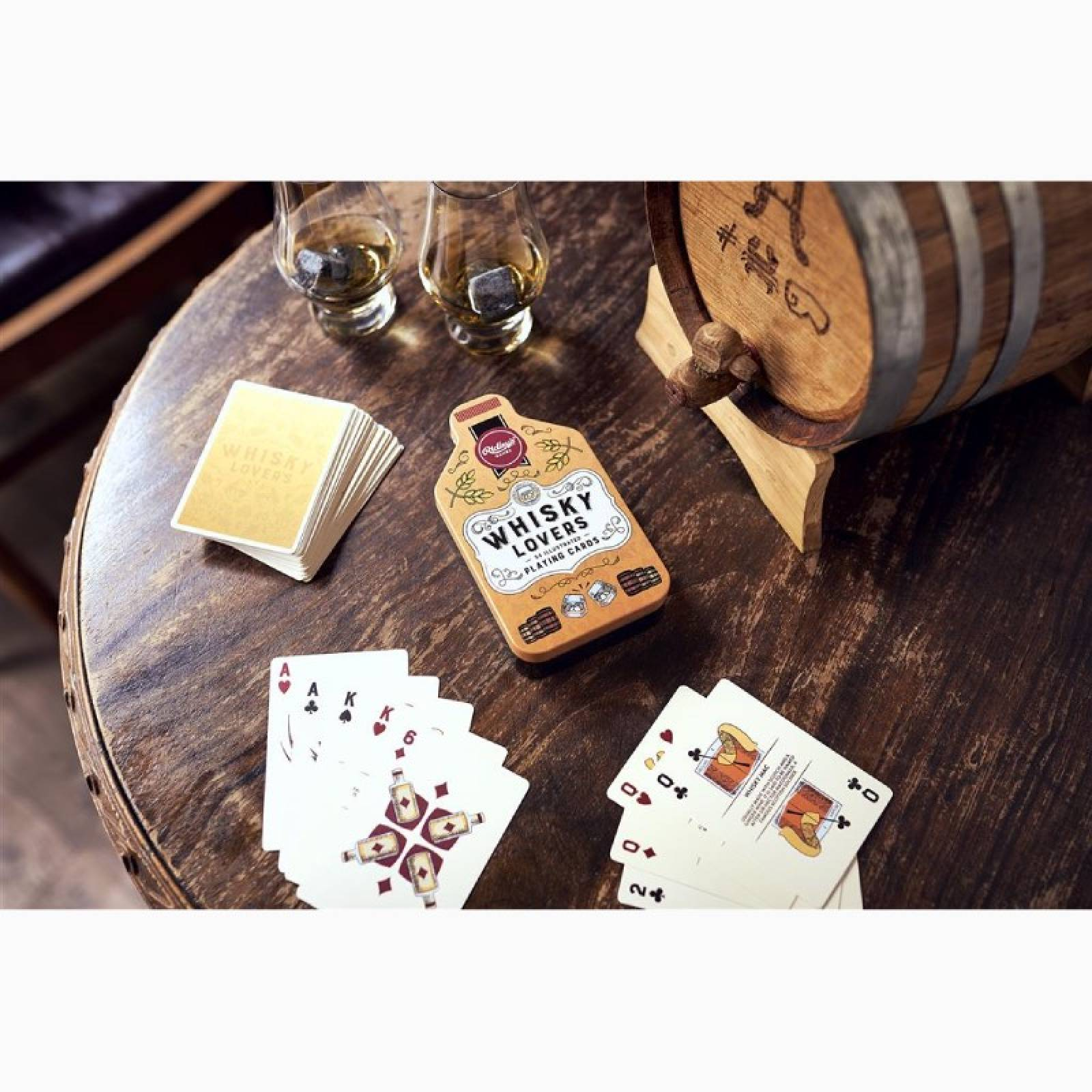 Whisky Lover's Playing Cards thumbnails