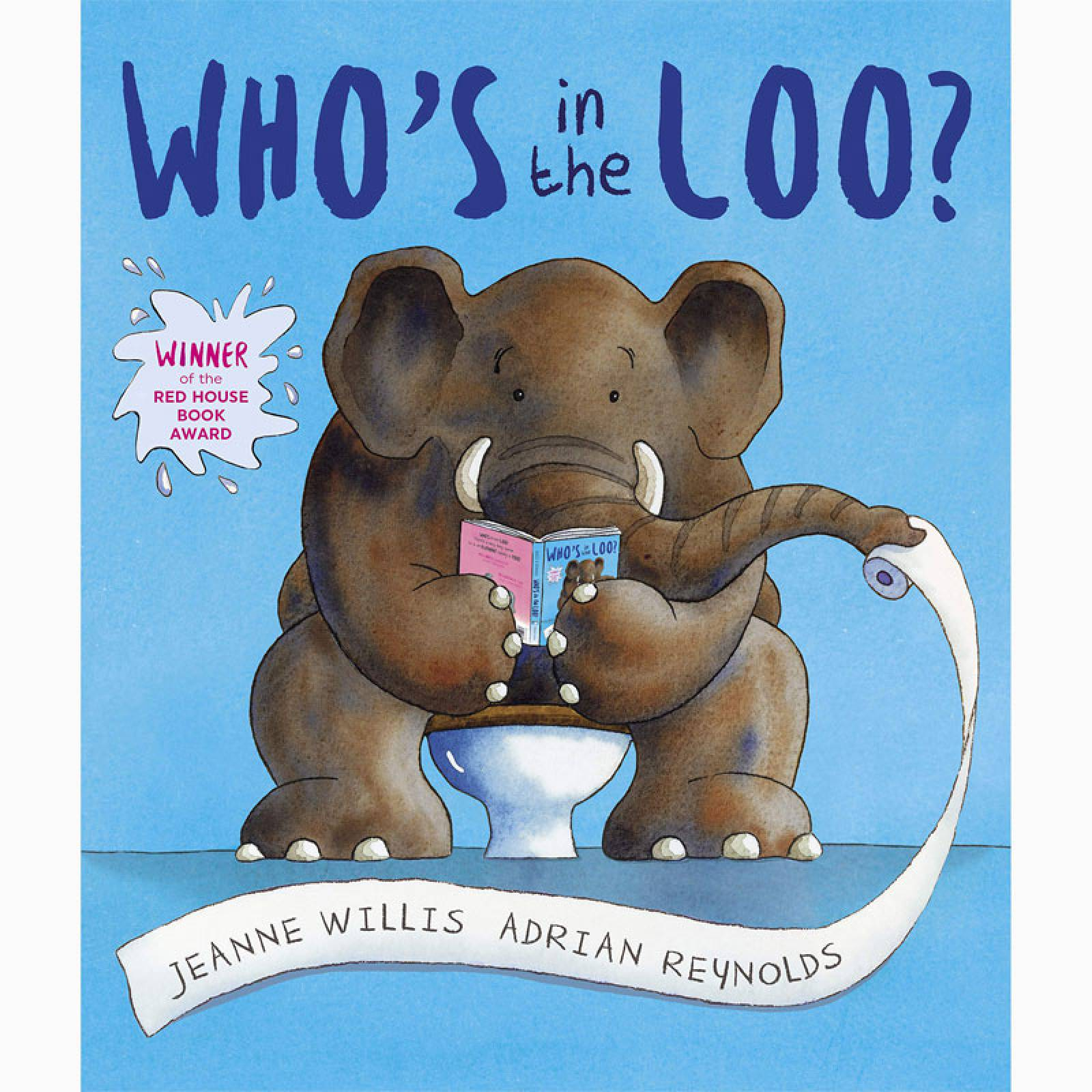 Who's In The Loo? - Paperback Book
