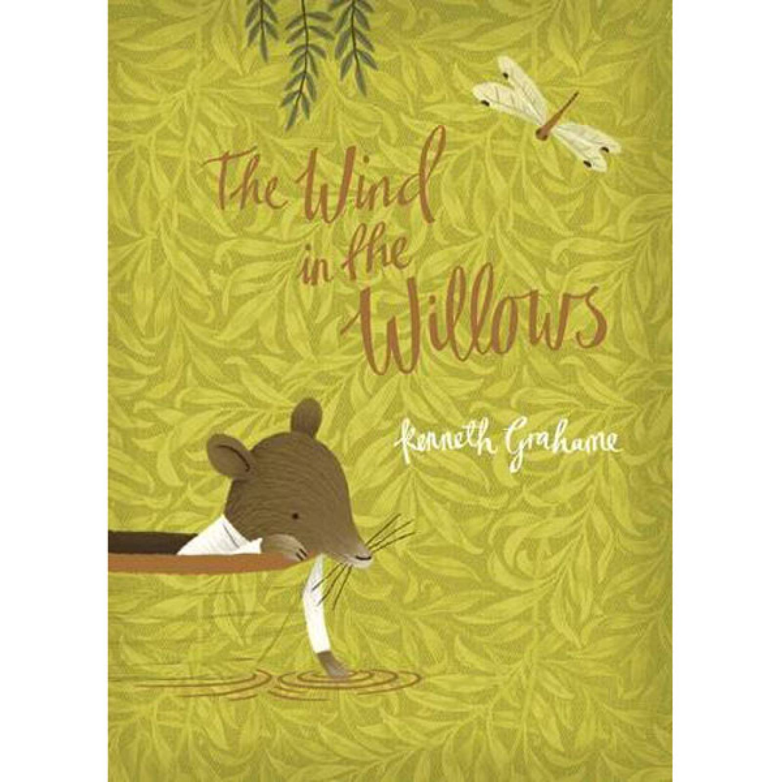 Wind In The Willows Hardback Book V&A Edition