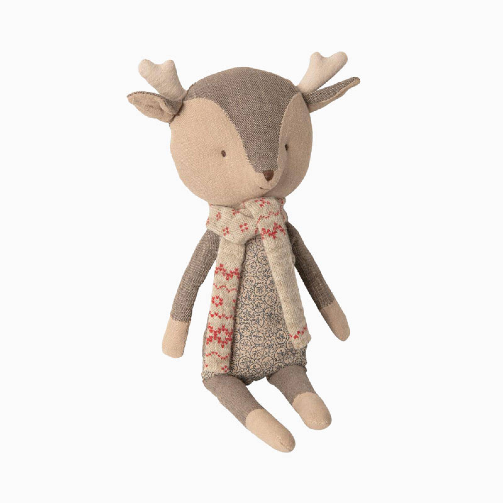 Winter Friends - Reindeer - Soft Toy By Maileg 0+