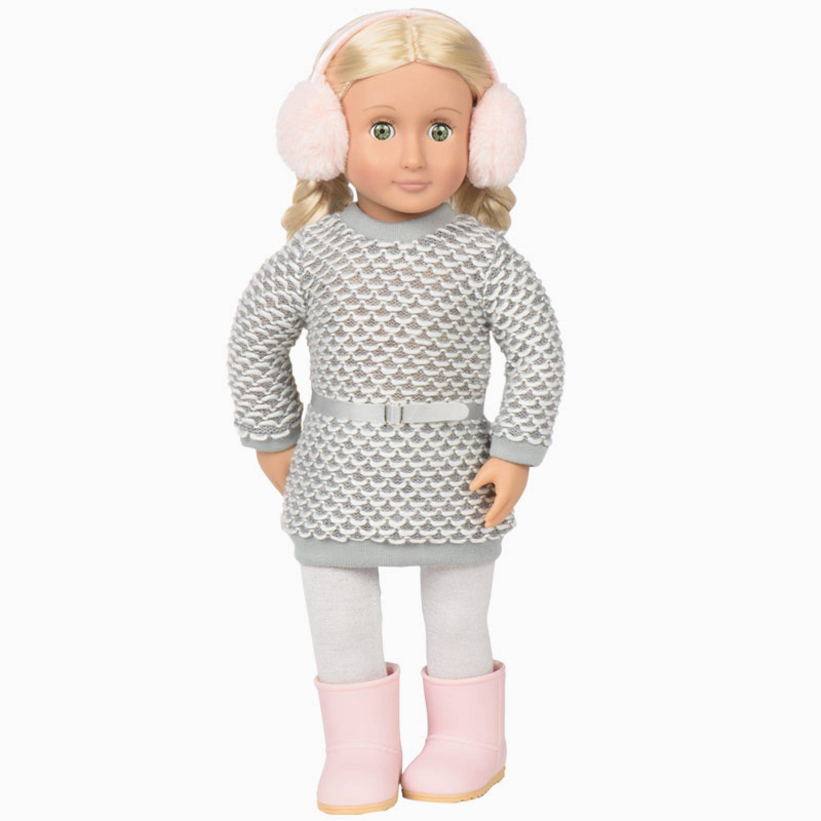 Winter Style - Our Generation Doll Clothes Set 3+ thumbnails