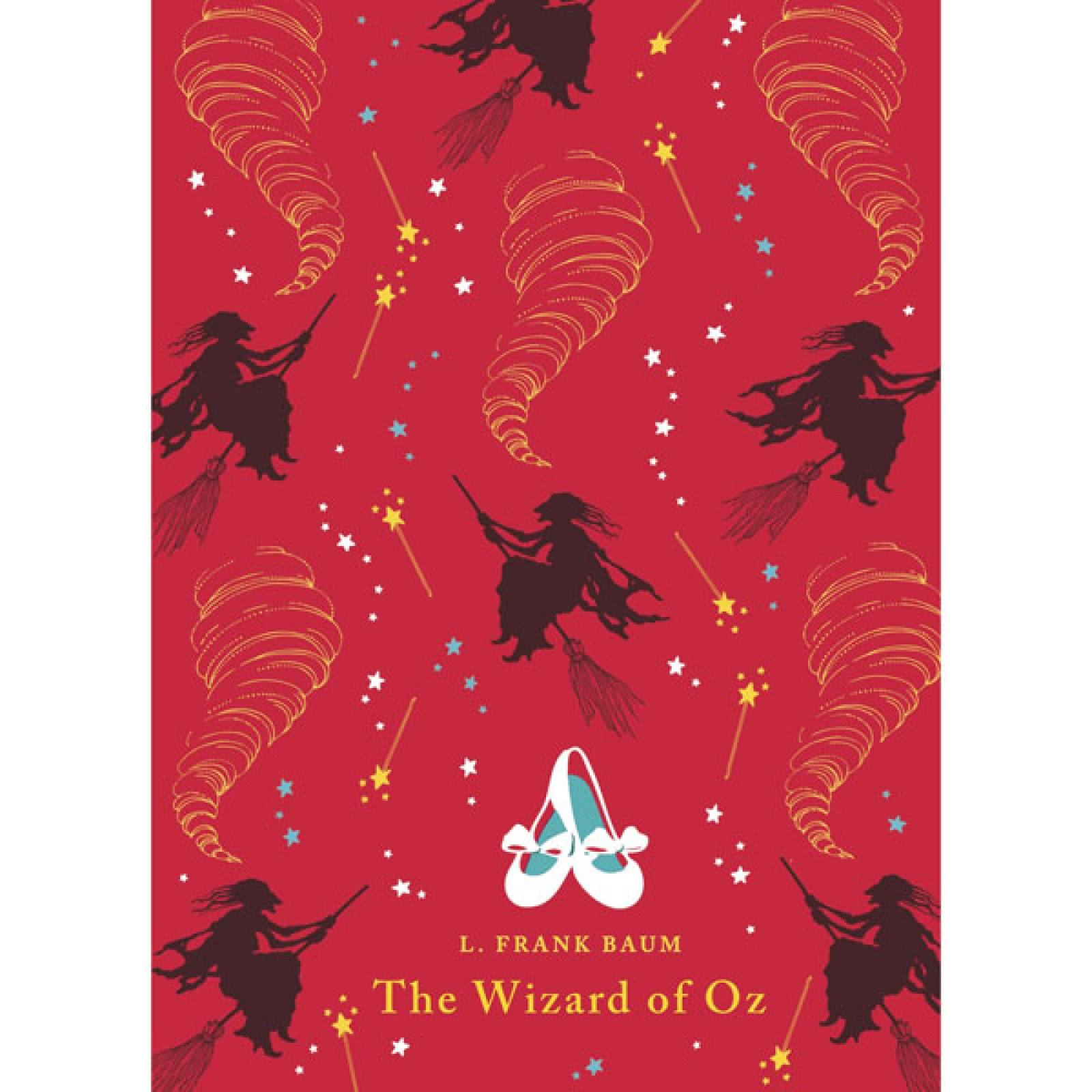 The Wizard Of Oz Hardback Book Puffin Edition