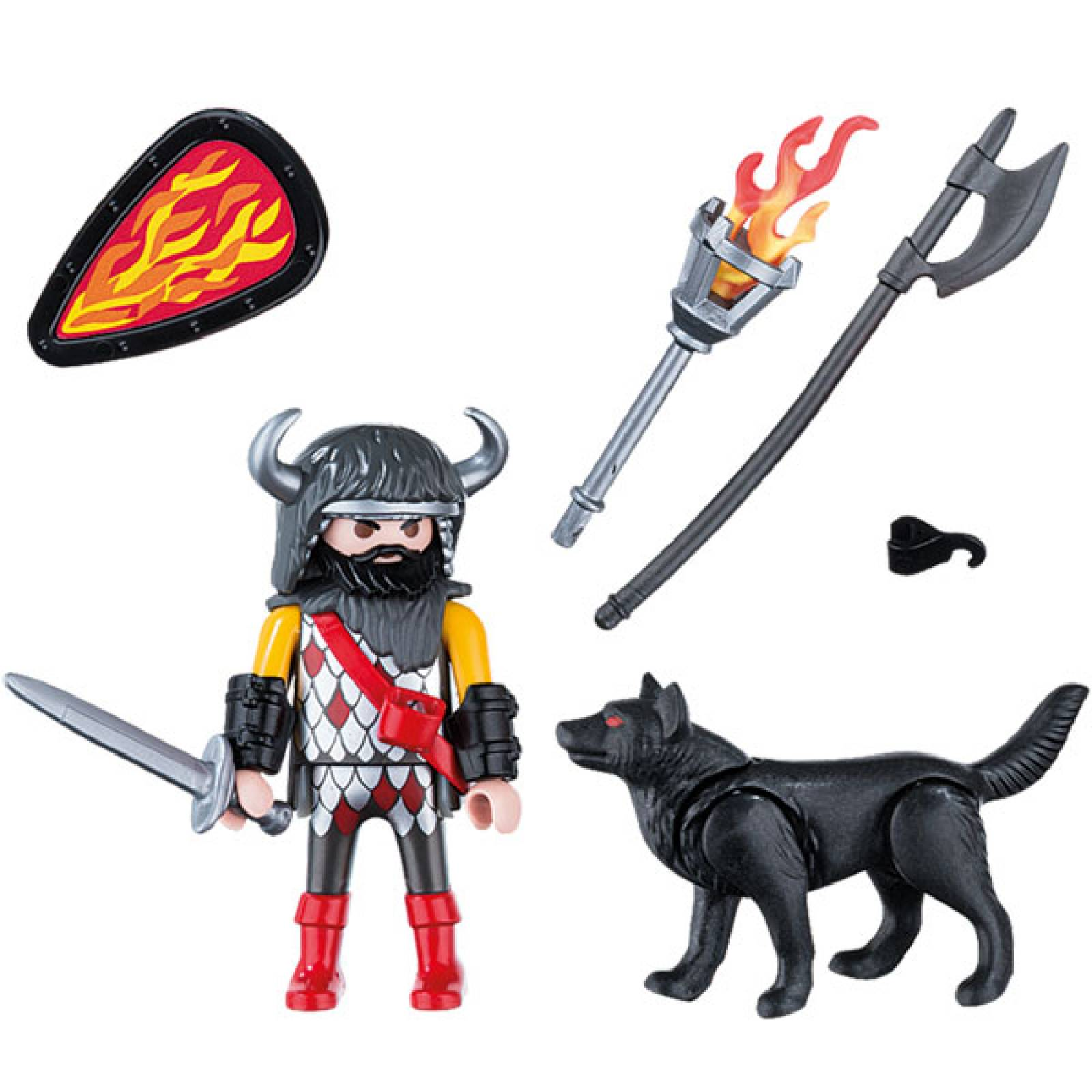 Wolf Warrior Special Plus Playmobil 5385 thumbnails