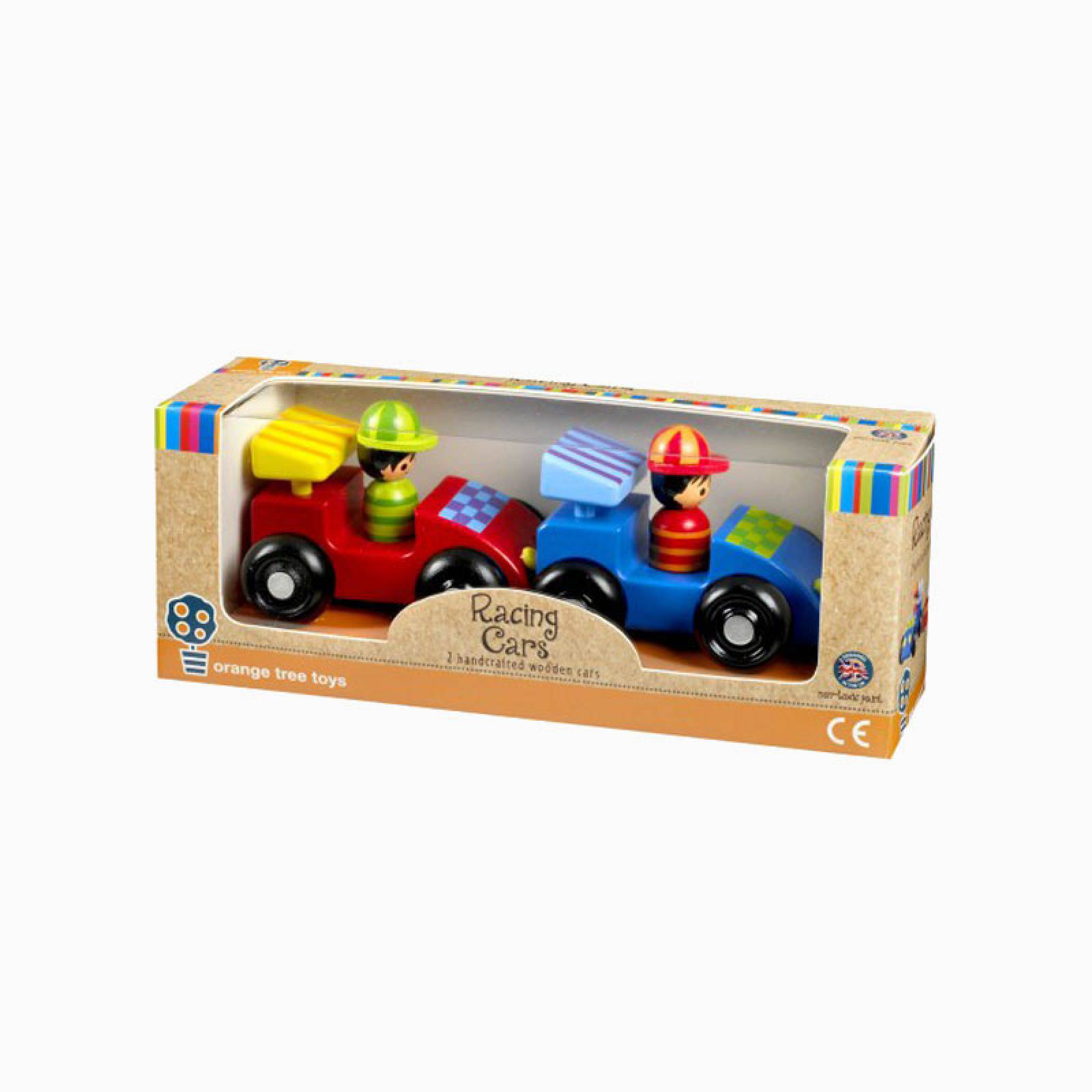 Wooden Racing Cars By Orange Tree 1+ thumbnails