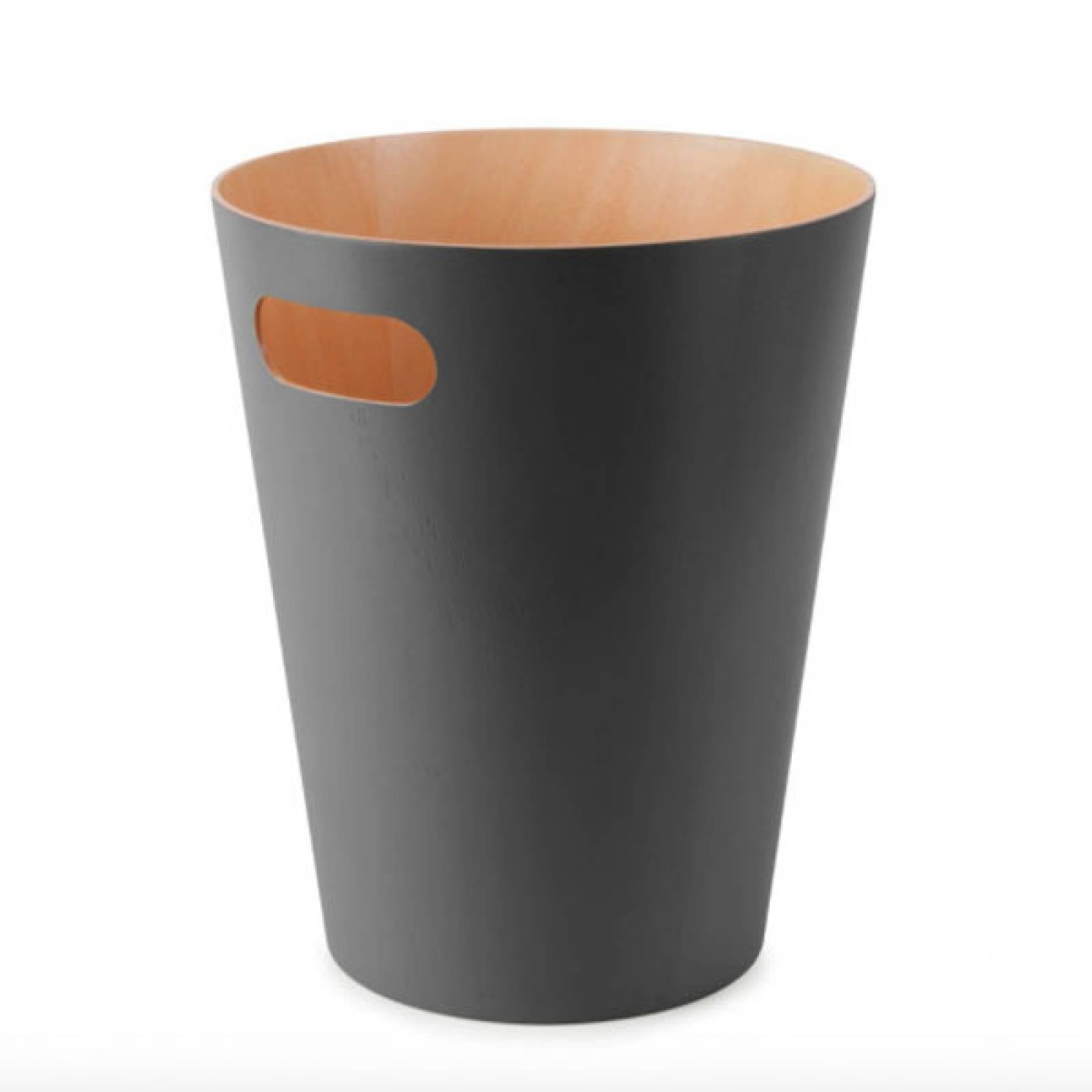 Woodrow Waste bin Charcoal Grey
