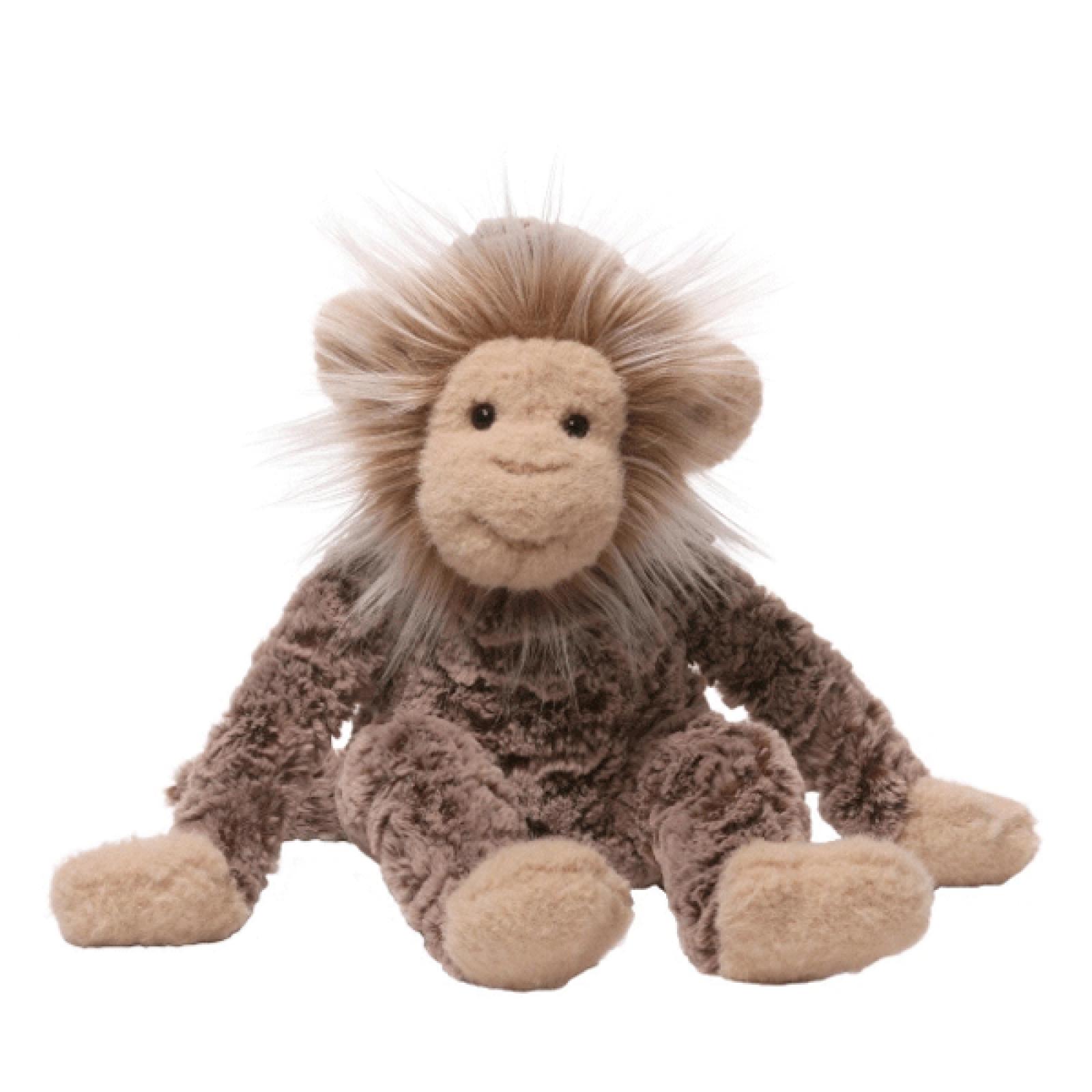 Wrigley Monkey Soft Toy 1yr+