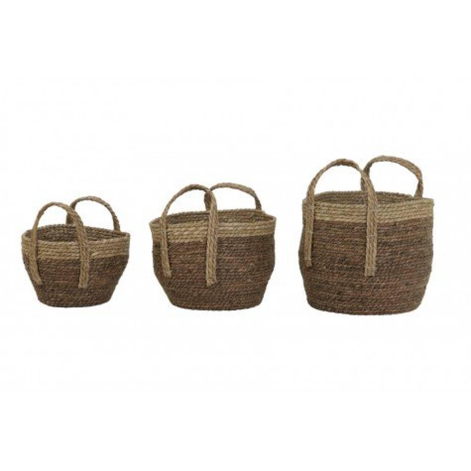 Nada Basket With Handles Medium thumbnails