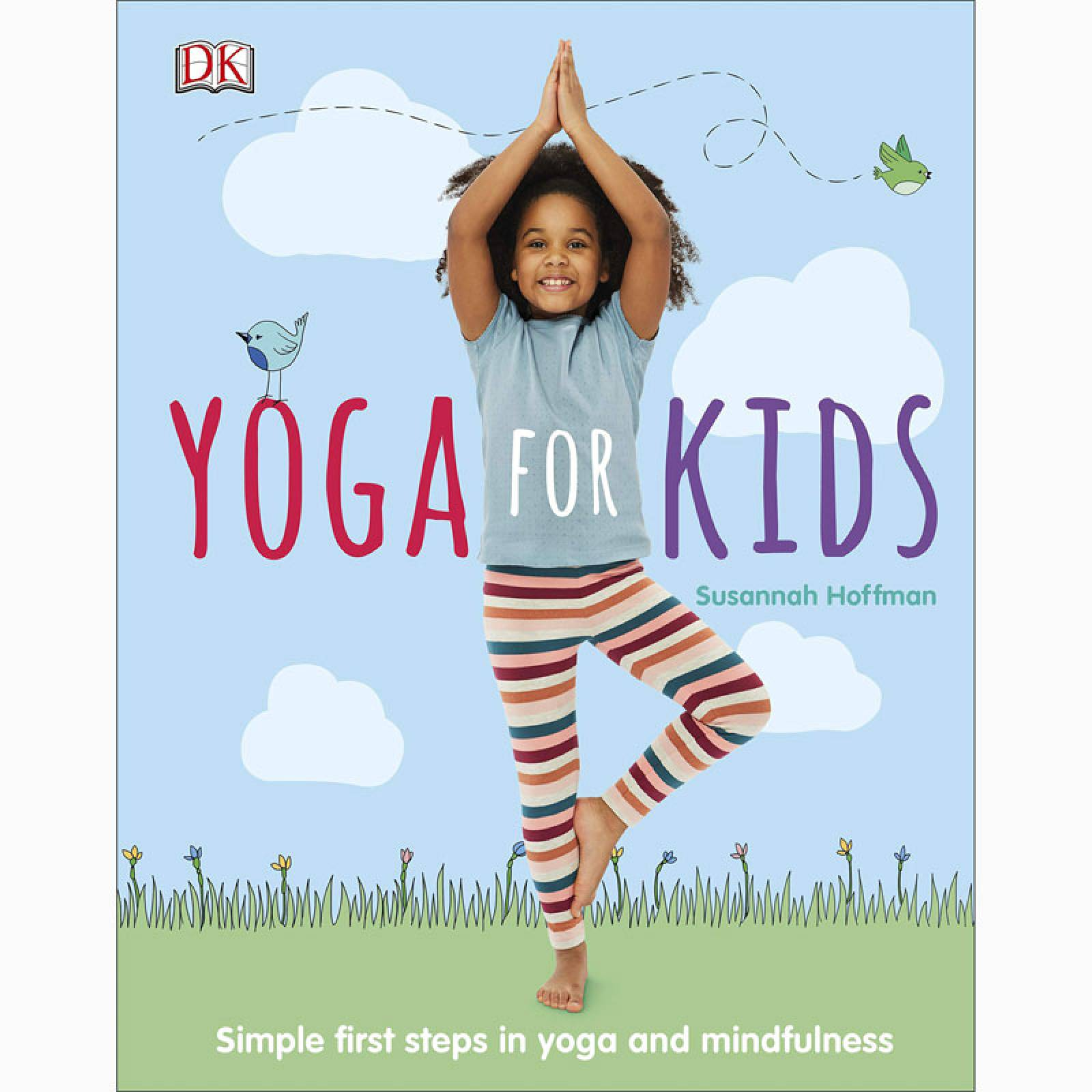 Yoga For Kids - Hardback Book