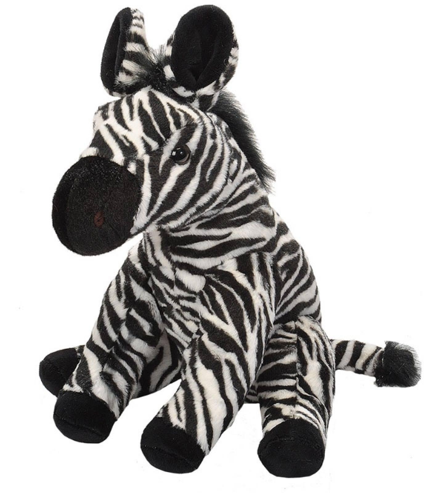 Zebra Baby 30cm Cuddlekin Animal Soft Toy