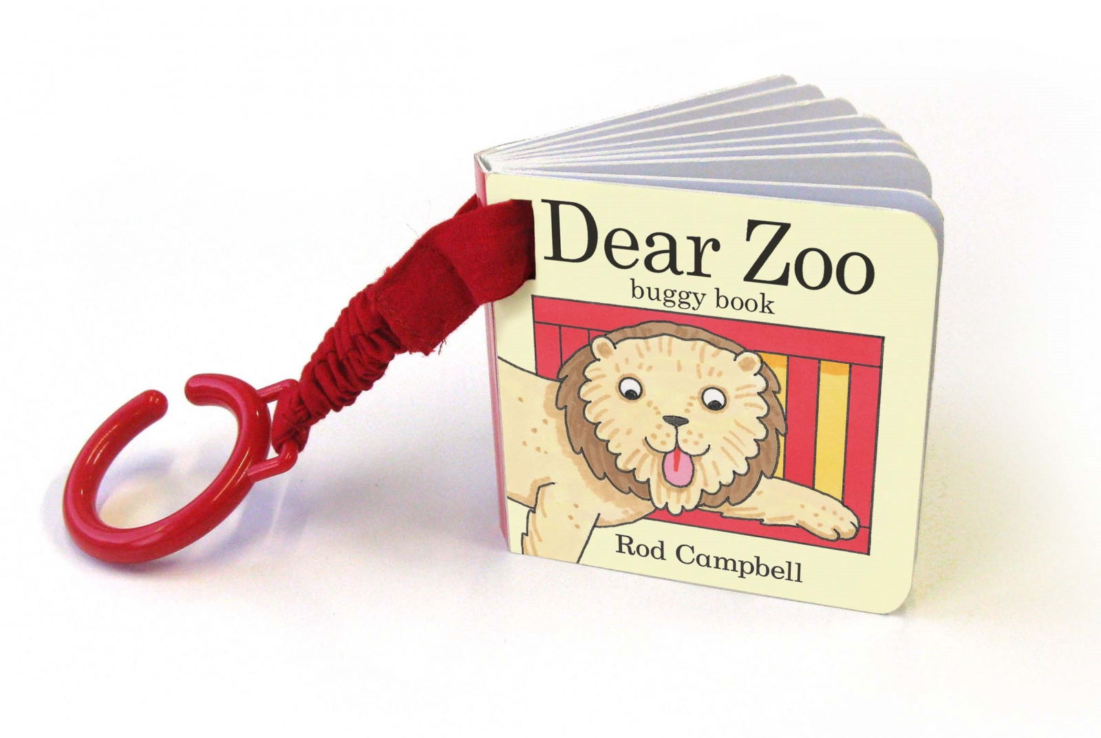 Dear Zoo Buggy Buddies Board Book