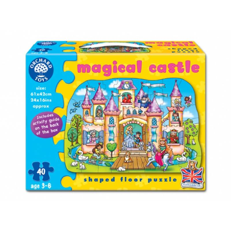 Big magical castle puzzle jigsaw by orchard toys 3 6yrs print page gumiabroncs Image collections