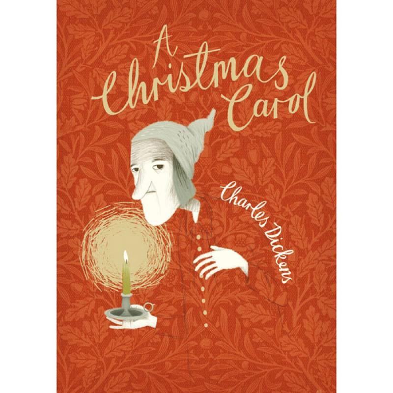 A Christmas Carol By Charles Dickens Hardback Book V&A Edition