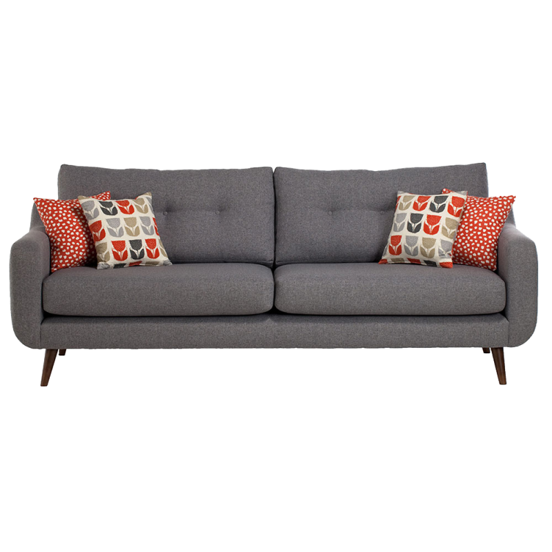 Extra Long Leather Sofa For Sale: Lisbon Extra Large Sofa By Whitemeadow