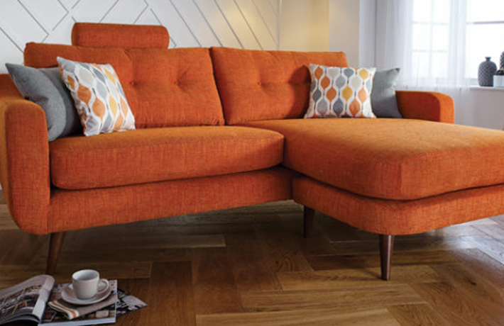Lisbon Range of Sofas & Armchairs - By Whitemeadow
