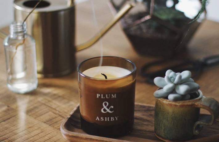 Luxury Candles & Scents