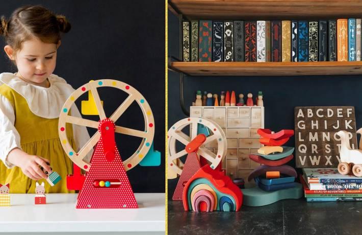 Petit Collage Toys