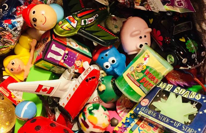 Pocket Money & Party Bag Toys
