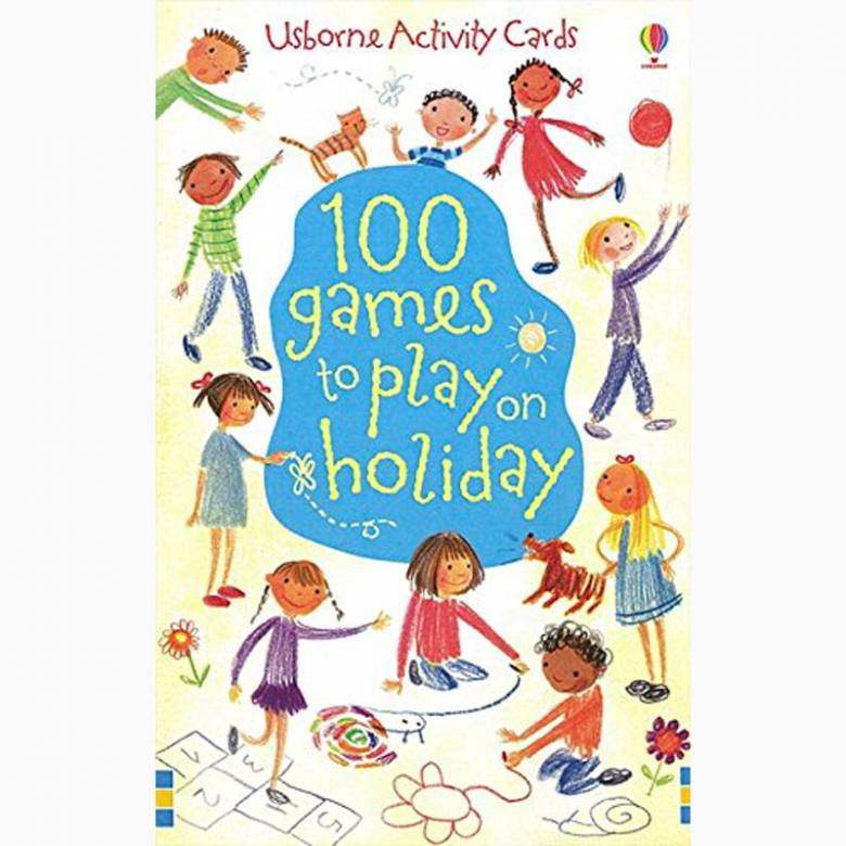 100 Games To Play On Holiday Usborne Activity Cards