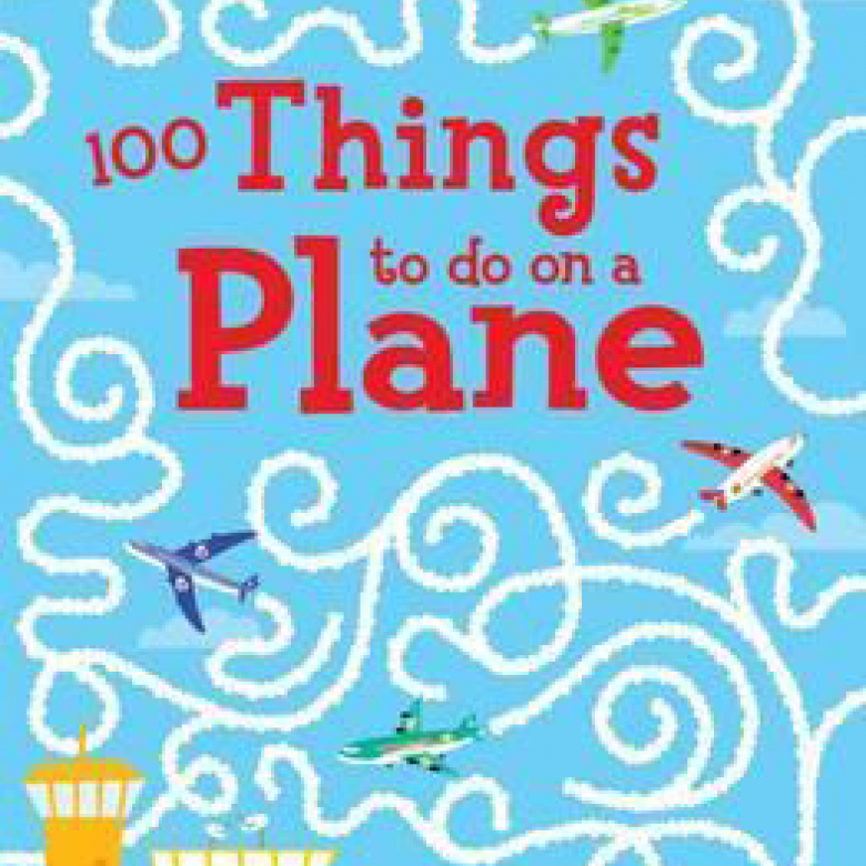 100 Things To Do On A Plane Paperback Book