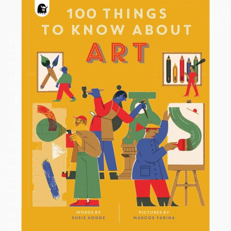 100 Things To Know About Art - Hardback Book
