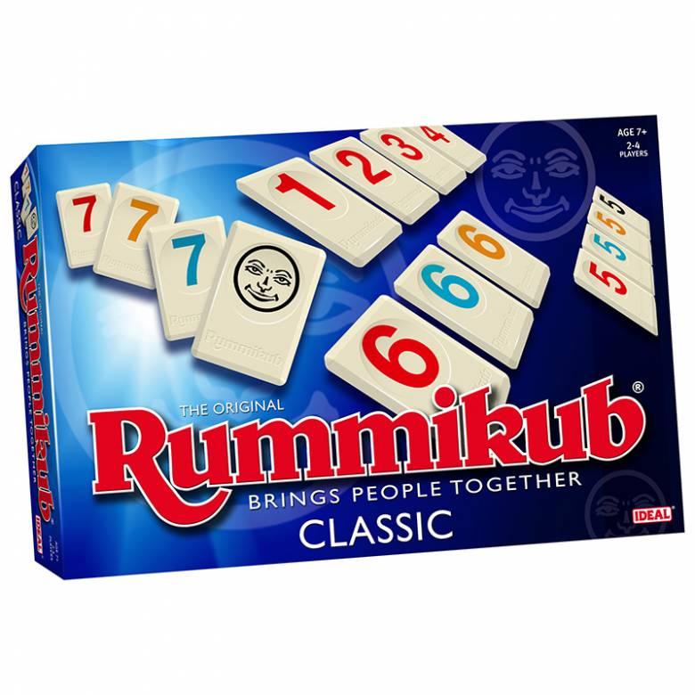 Rummikub Classic Game Age 7+