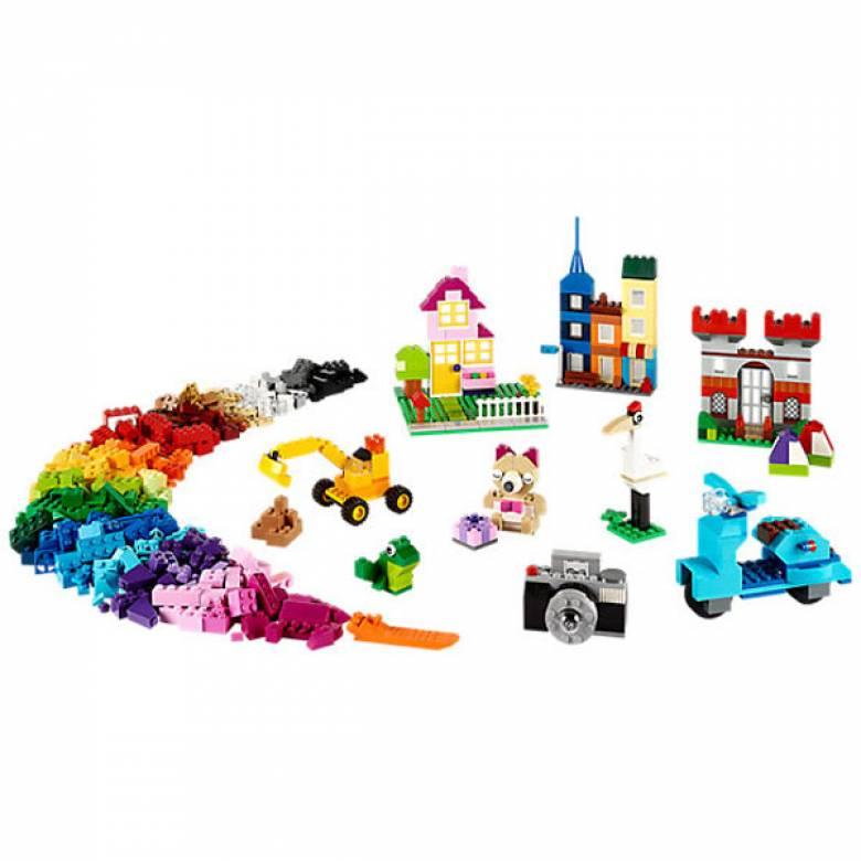 LEGO® Classic Large Creative Brick Box 4+ 10698