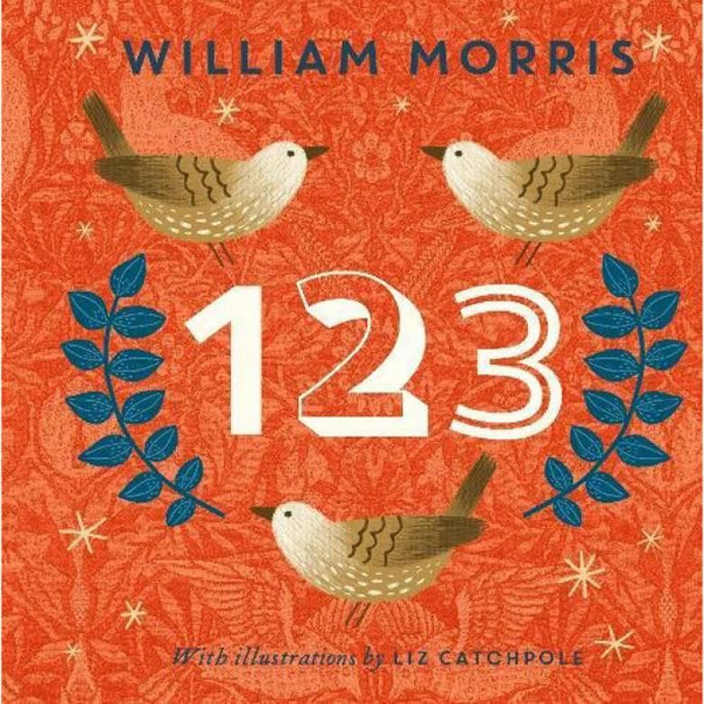 William Morris 123 Board Book V&A