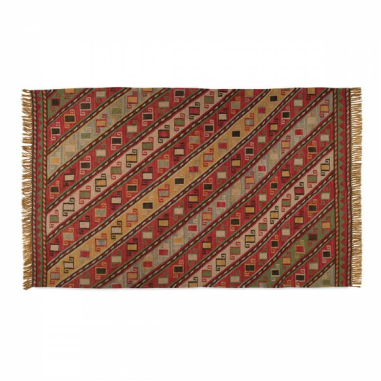 Nomad ATLAS 180x120cm Recycled Bottle Rug