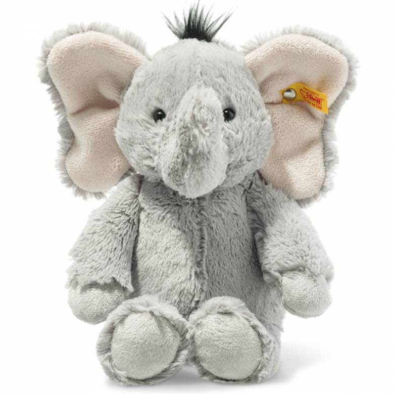 Ella Elephant Soft Cuddly Friends Soft Toy By Steiff