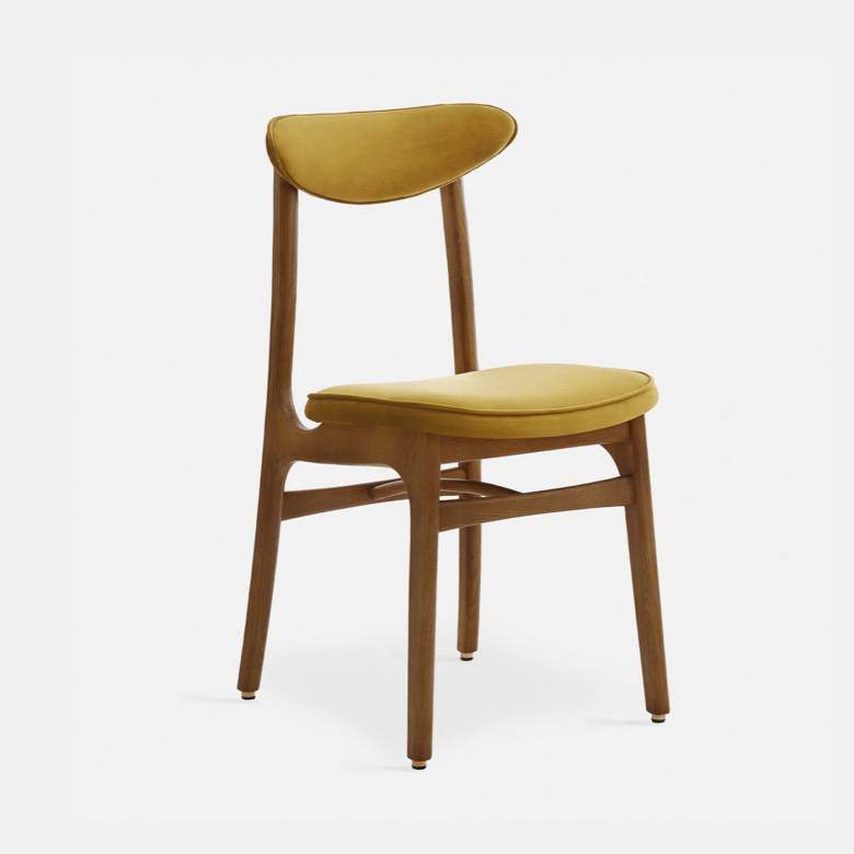 200-190 Chair - Velvet and Ash