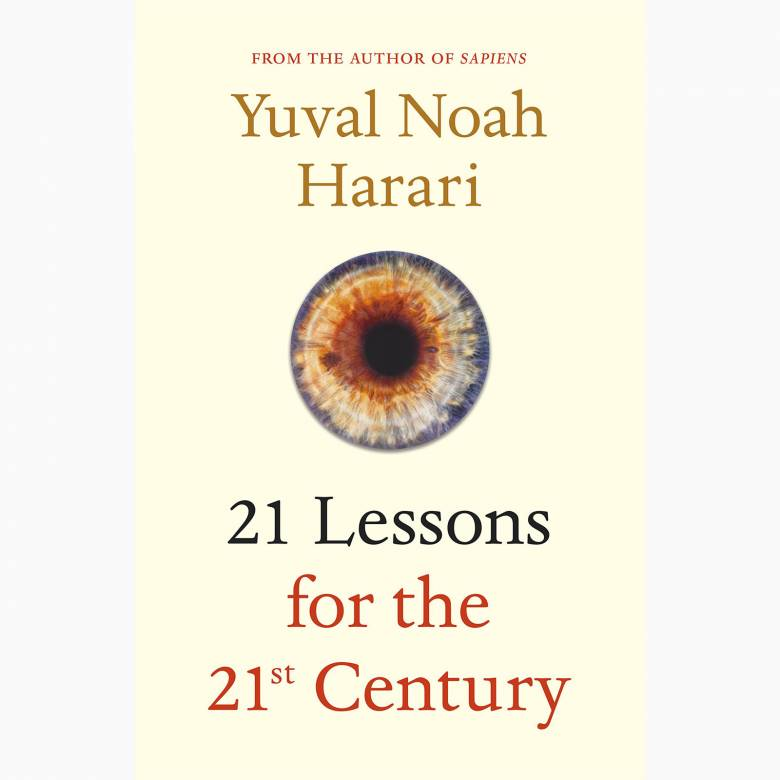 21 Lessons For The 21st Century - Hardback Book