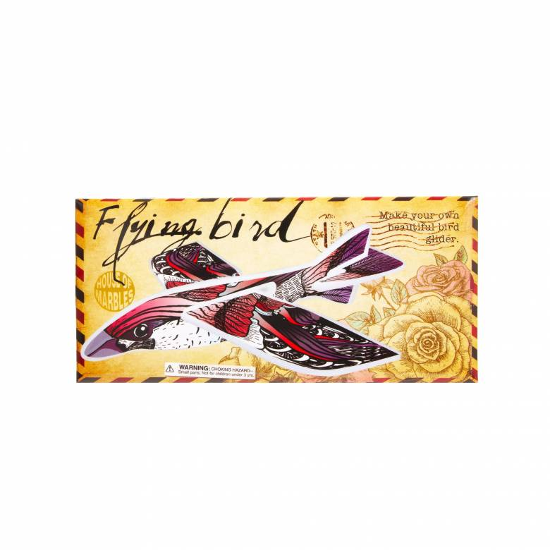 Flying Bird Glider in Envelope