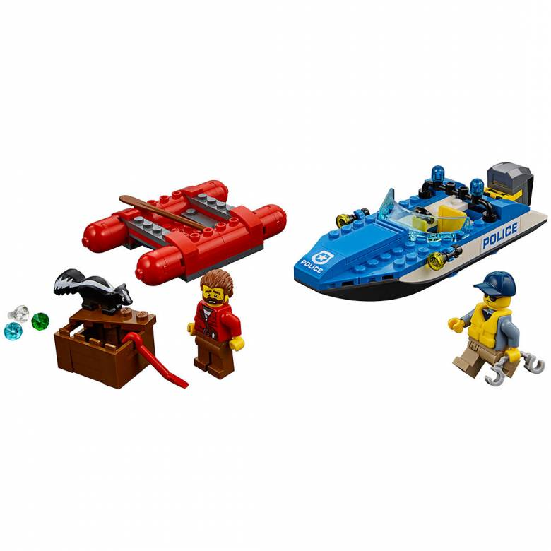 LEGO® City Wild River Escape 60176
