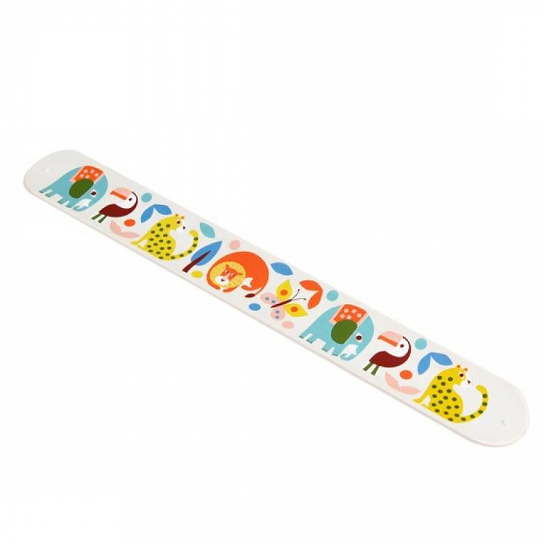 Childrens Snap Band Bracelet - Wild Wonders