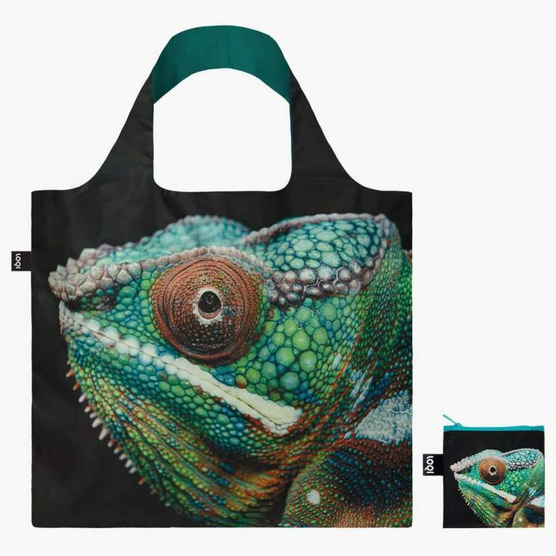National Geographic Eco Bag PANTHER CHAMELEON