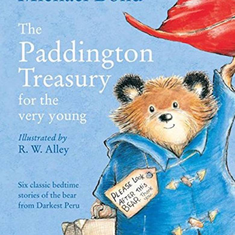 The Paddington Treasury For The Very Young Hardback Book