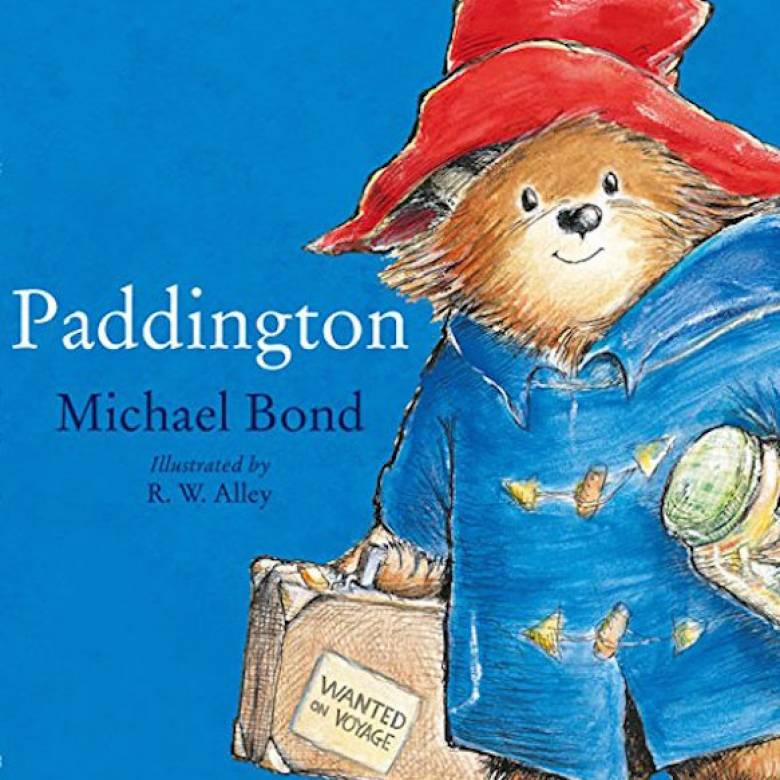 Paddington Board Book By Michael Bond