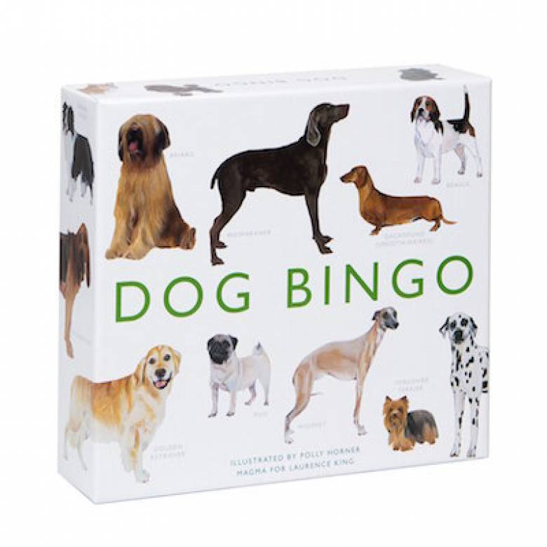 Dog Bingo Game 6+
