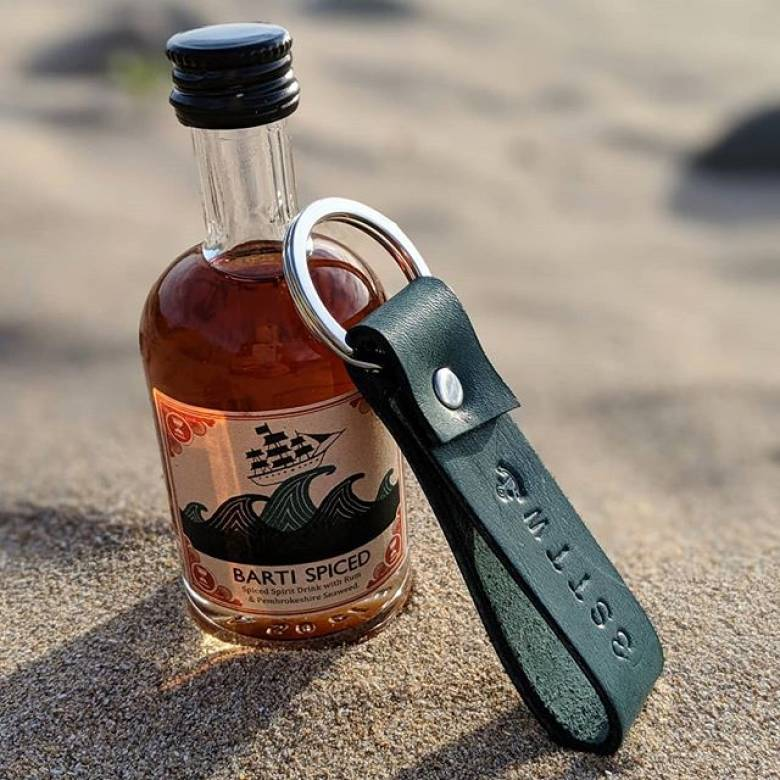 Barti Ddu Rum 5cl
