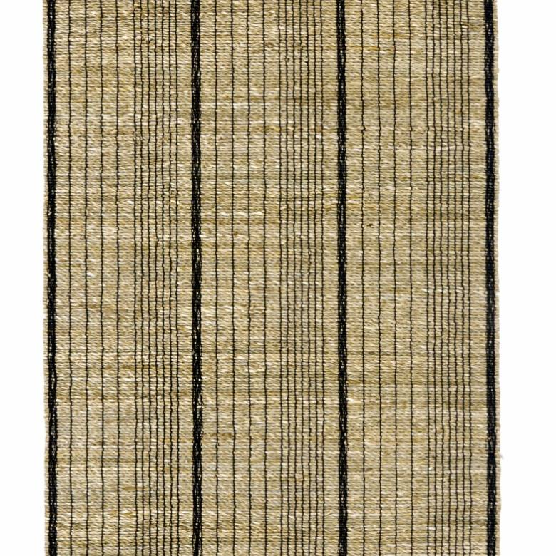Seagrass Table Runner Black / Natural