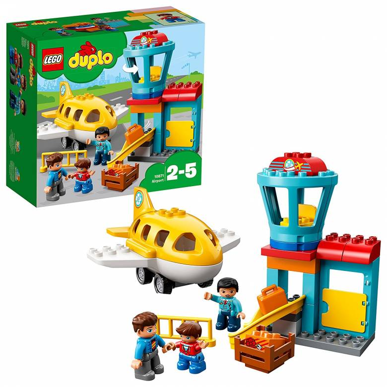 LEGO® DUPLO® Airport 10871 Age 2-5