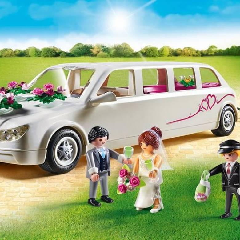 Wedding Limo Playmobil 9227