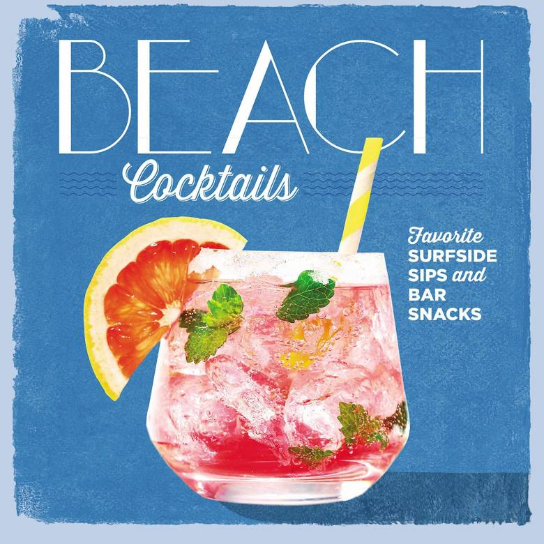 Beach Cocktails Book