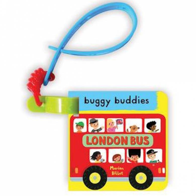 London Bus: Buggy Buddies Board Book