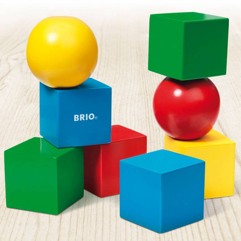 Magnetic Blocks By BRIO 1+