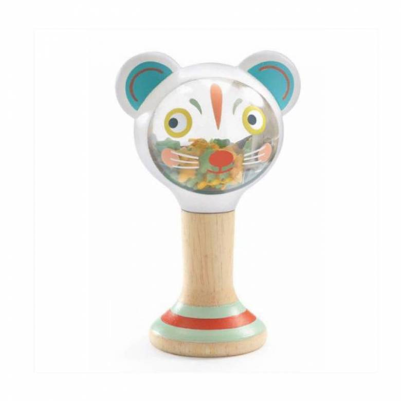 BabyMaraki Rattle By Djeco 3m+